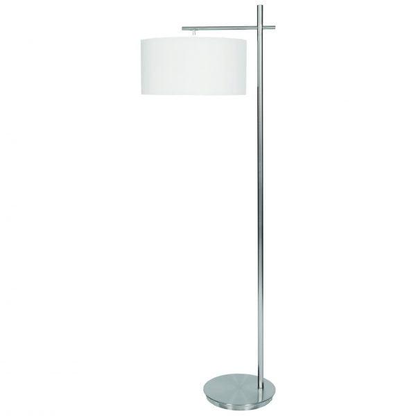 Sleep Floor Lamp with White Shade