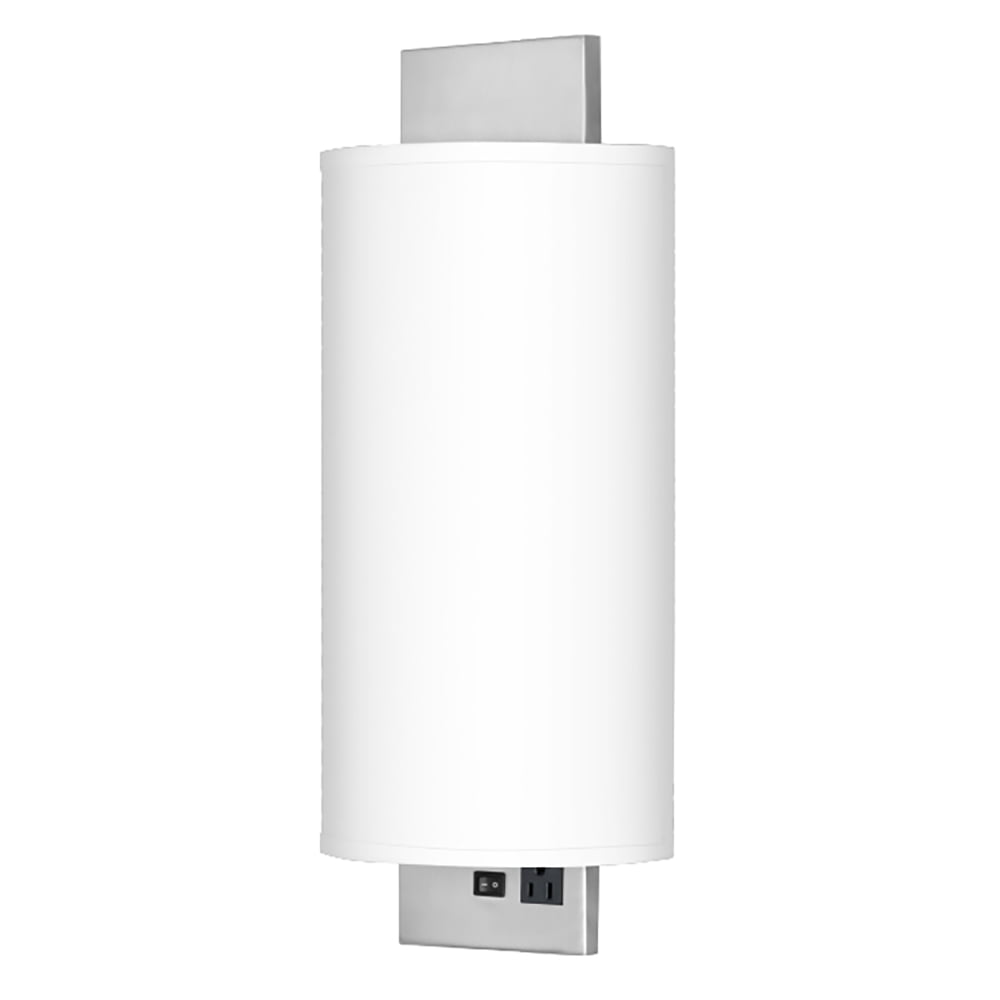 Prestige Single Wall Lamp with 1 Outlet