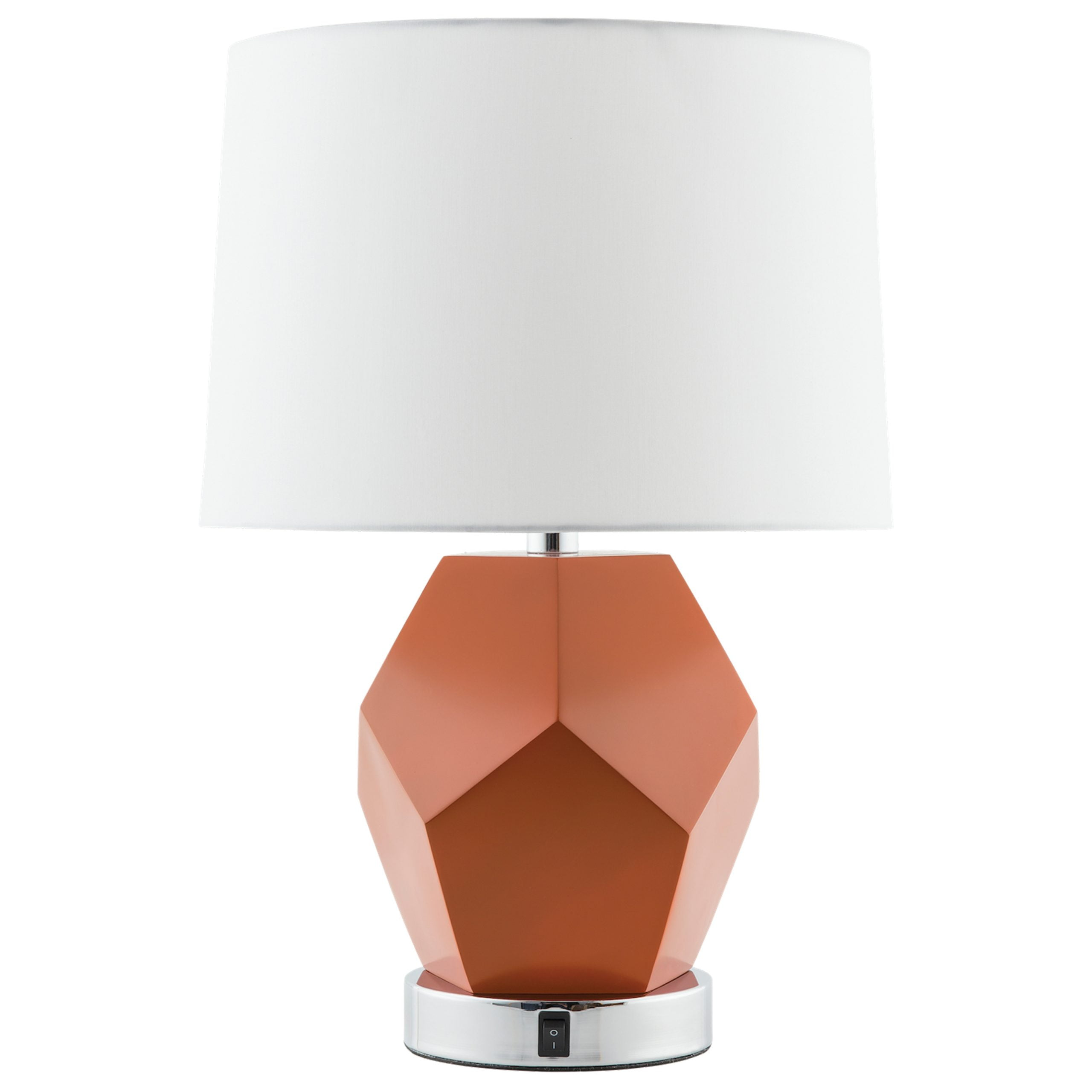 Casual Single Table Lamp