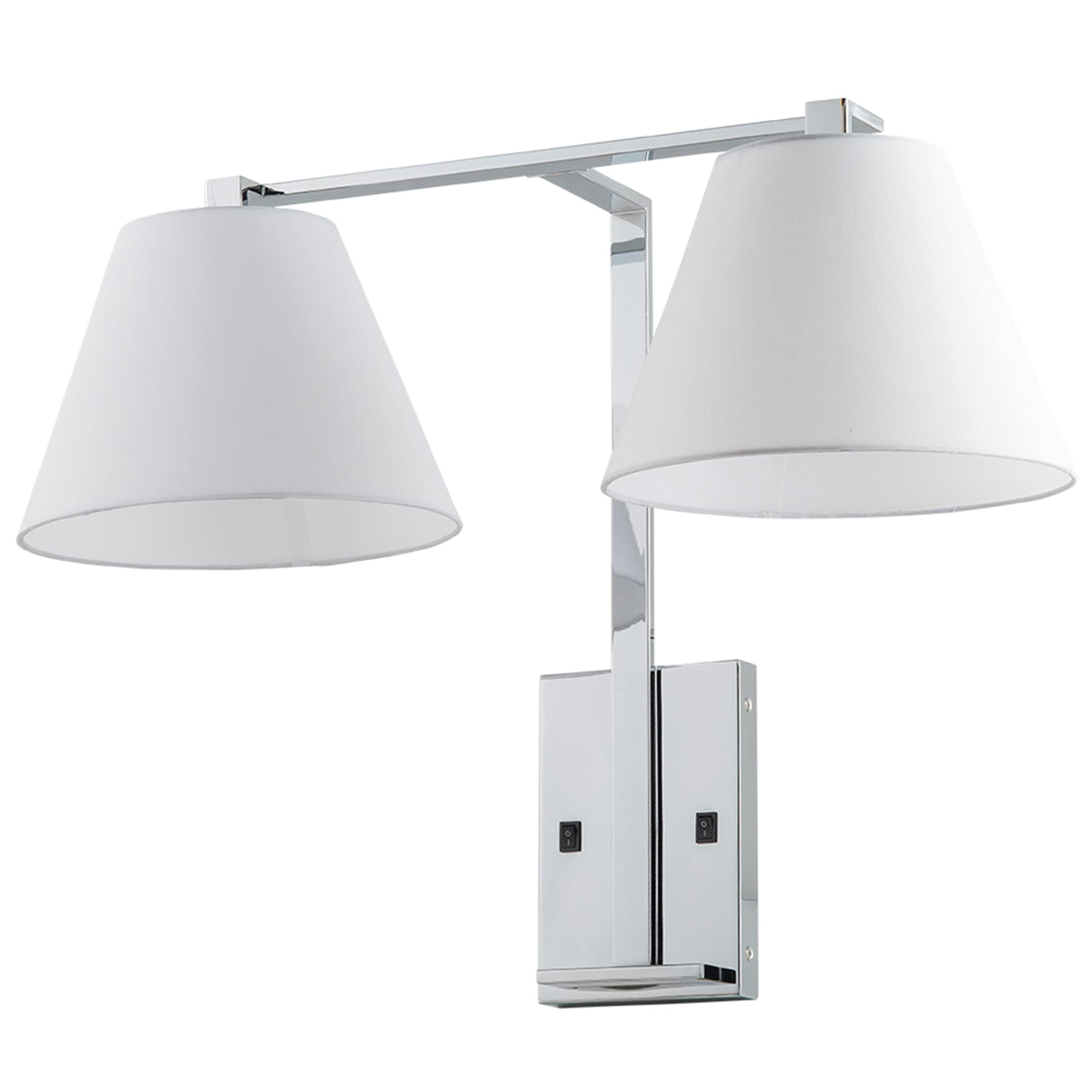 Confident Double Wall Lamp