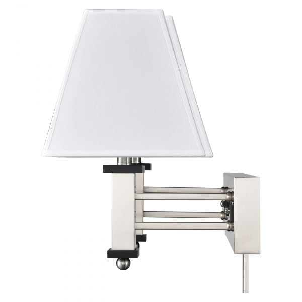 Andaaz Double Wall Lamp with 2 Outlets