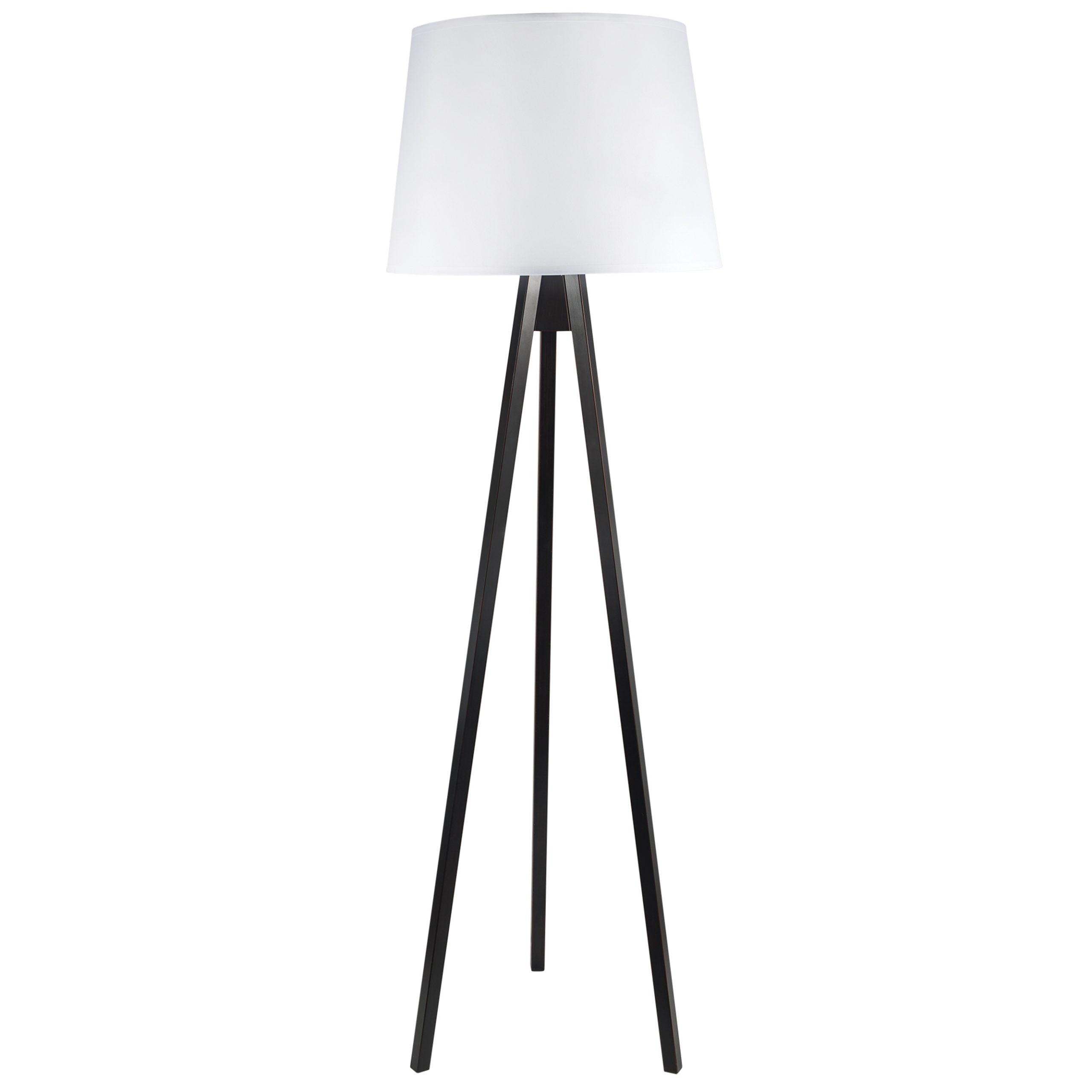 Lobby Tripod Floor Lamp