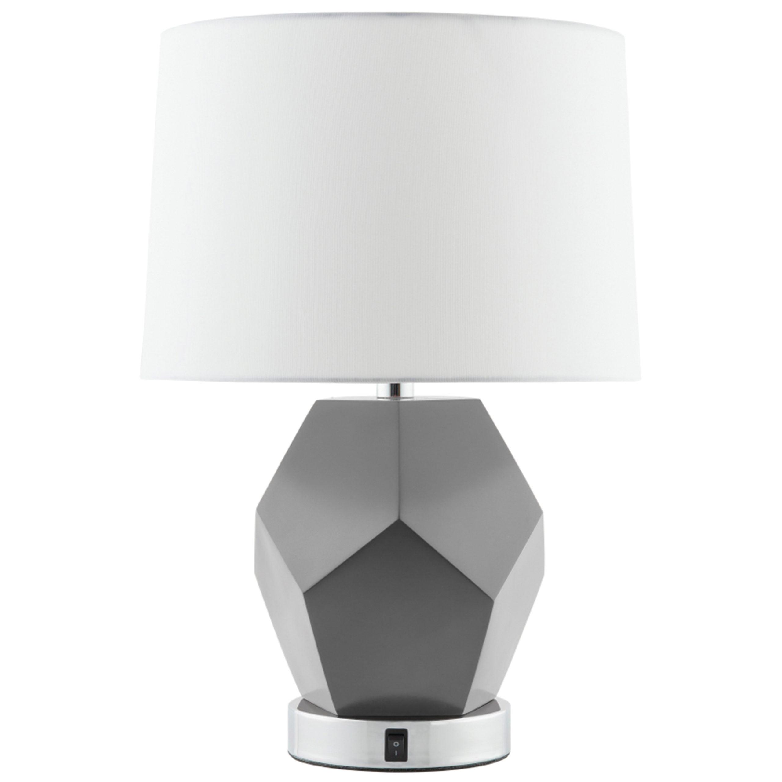 Mainstay Single Table Lamp