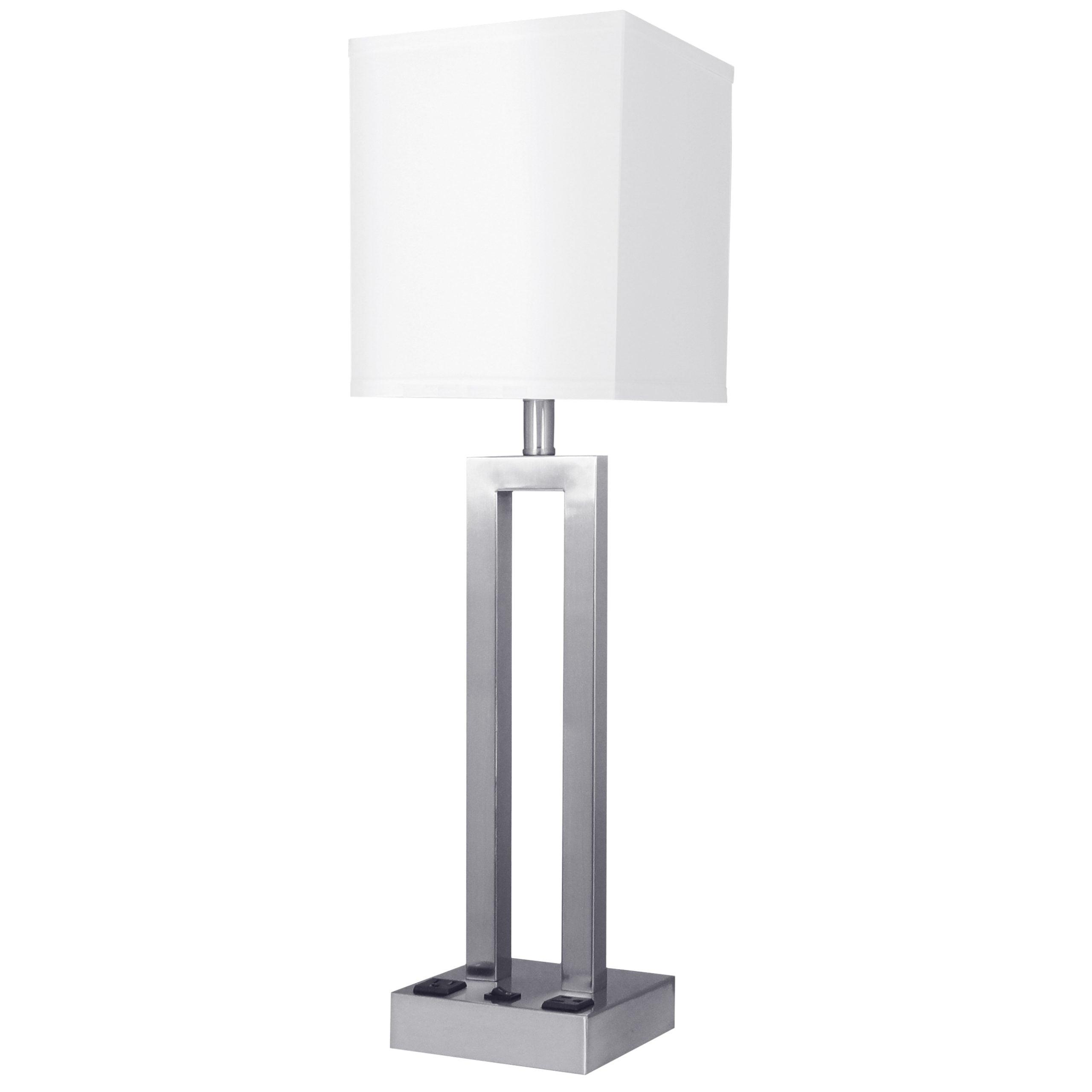 Decatur Single Table Lamp