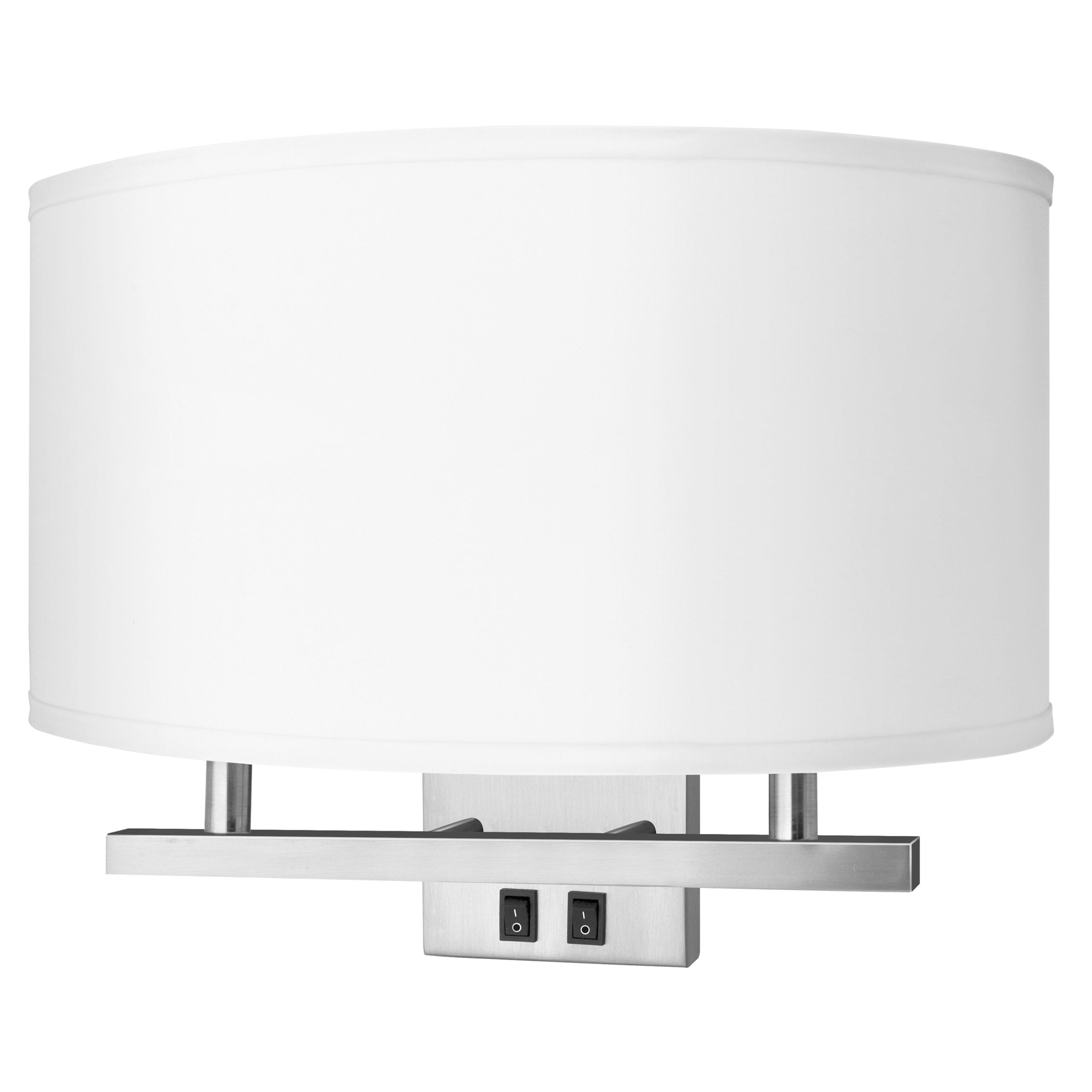 Sleep Inn Double Wall Lamp