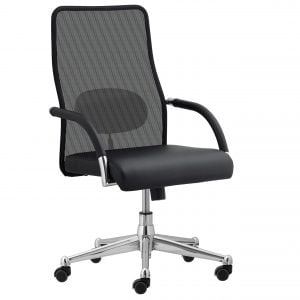 Oslo Mid Back Task Chair with Arms
