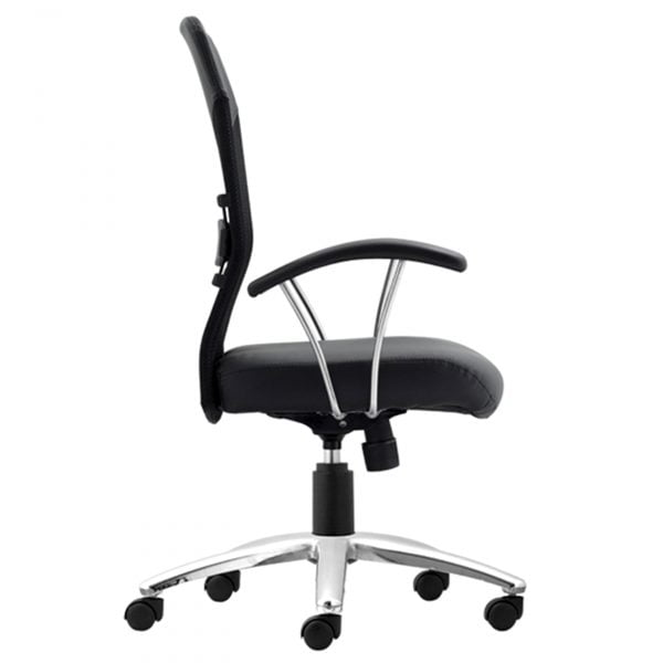 Capri II Mid Back Task Chair with Arms