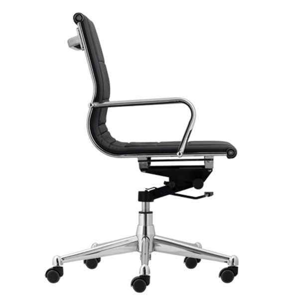 Florence Mid Back Task Chair with Arms