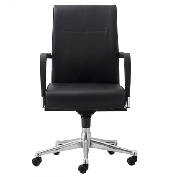 Helinski Mid Back Task Chair with Arms