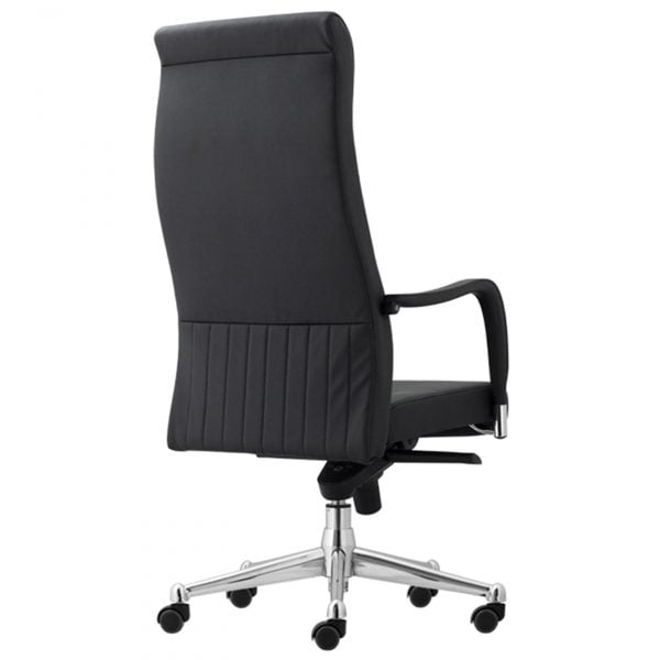 Helsinki High Back Task Chair - Black
